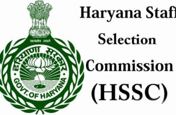 HSSC Last Date Extended For 7110 Various Posts In Police Department