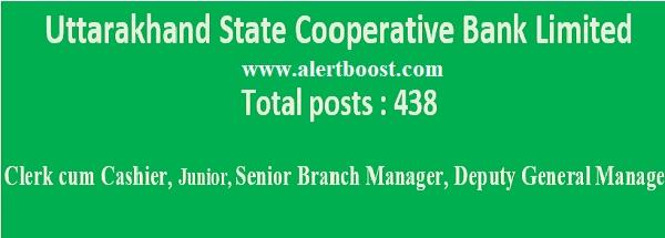 Uttarakhand State Cooperative Bank Limited
